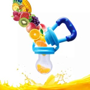 מוצץ טעימות (מוצץ פירות) דגם כוכבים כחול