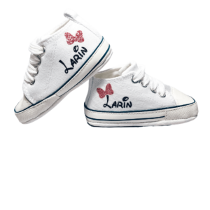 נעלי טרום הליכה – בייבי וייט סטאר