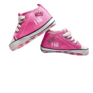 נעלי טרום הליכה – בייבי פינק סטאר