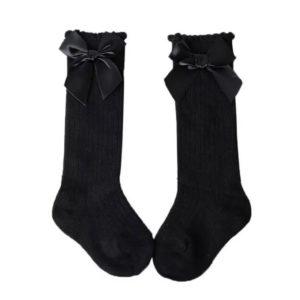 גרביים עם שם – צבע שחור